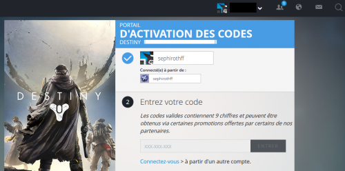destiny codes PS4 Xbox One Xbox 360 PS3.png